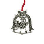 Salisbury Pewter 2018 Christmas By The Bay Ornament