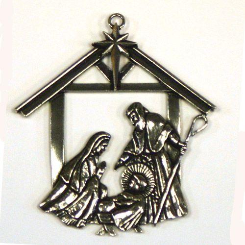 2014 Salisbury Nativity Ornament | USA Made
