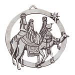 Salisbury Petwer Three Kings Christmas Ornament