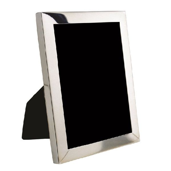 Salisbury Sterling Silver Classic Picture Frames   Engravable