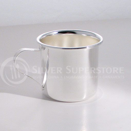 Sheridan Classic Silver Plated Baby Cup