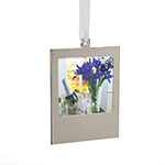 Sheridan Hanging Picture Frame Christmas Ornament
