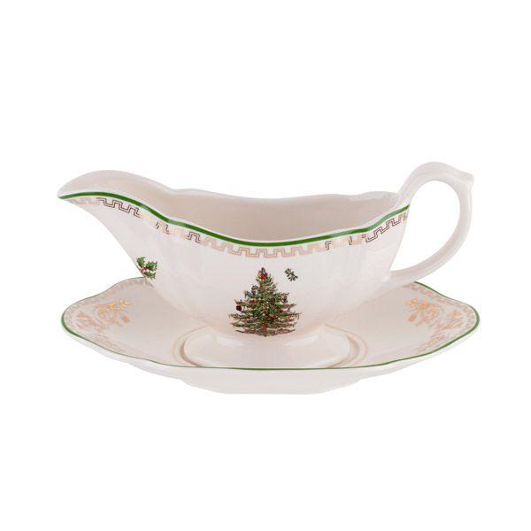 Spode Christmas Tree Bowls