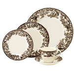Spode Woodland Delamere 5pc Place Setting