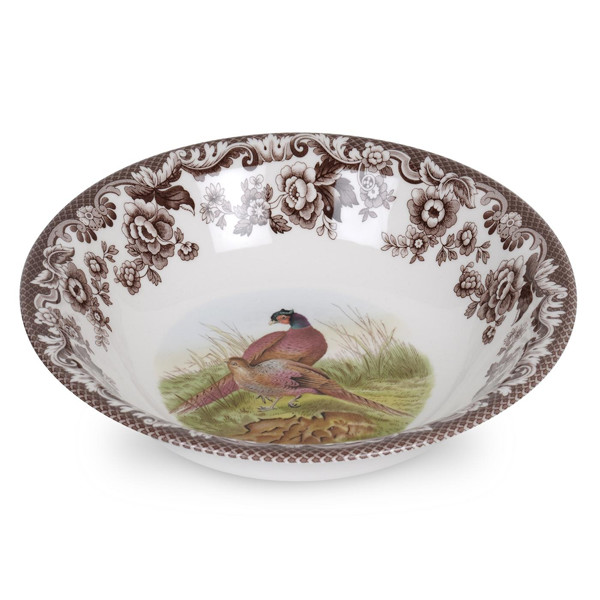 Spode Woodland Ascot Cereal Bowl Pheasant  sc 1 st  Silver Superstore & Spode Woodland Dinnerware | Silver Superstore