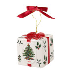 Spode Christmas Tree, Annual 2018 Holiday Gift Box Ornament