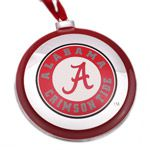University of Alabama Christmas Ornament