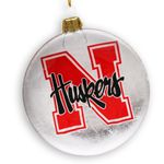 University of Nebraska Christmas Ornament