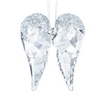 Swarovski Angel Wings Ornament 2018