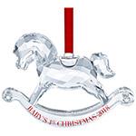 Swarovski Baby's First Christmas Christmas Ornament