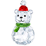 Swarovski Rocking Penguin Christmas Ornament