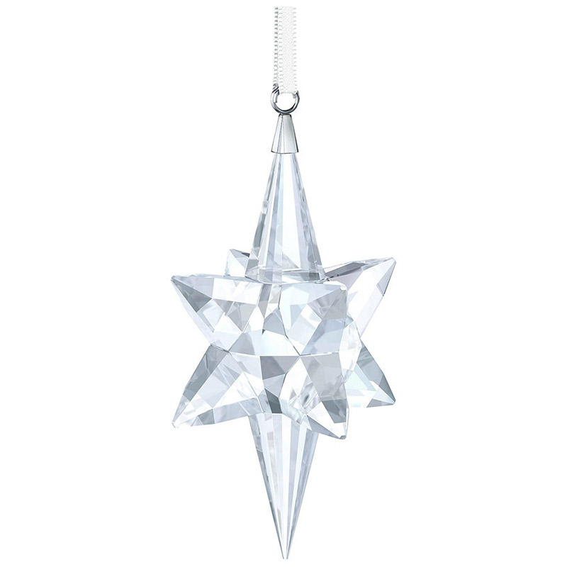 3866839f8 Star Ornament, Large | Swarovski Christmas Tree Decoration | Christmas  Large Star Ornament