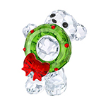 Swarovski 2017 Annual Kris Bear Christmas Ornament