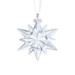 Swarovski Annual Christmas Star Ornament Ornament | Swarovski Christmas Ornament | Christmas Bell Ornament