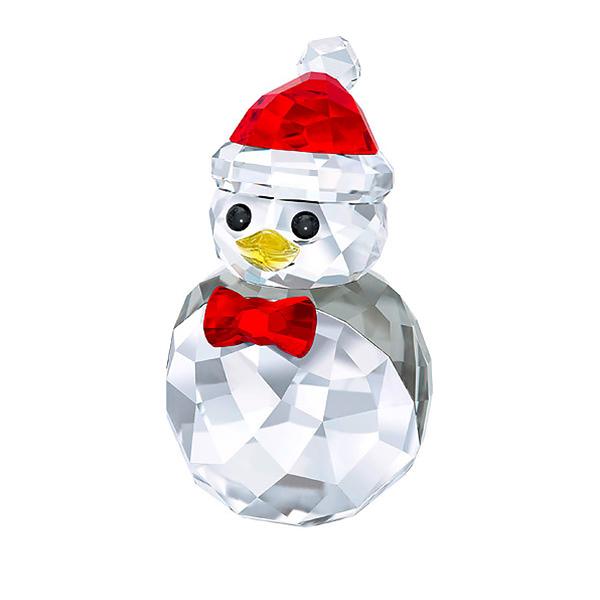 Swarovski Rocking Penguin Ornament 2017