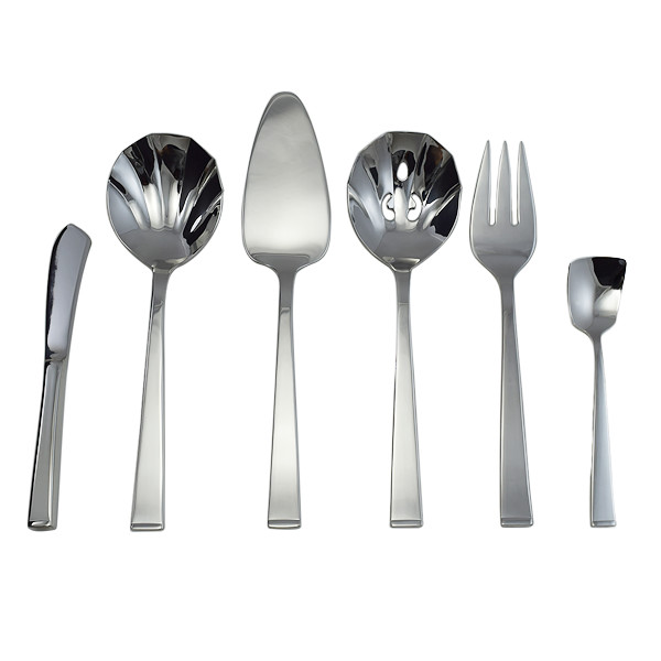 Arctic By Towle Silversmiths Stainless Flatware