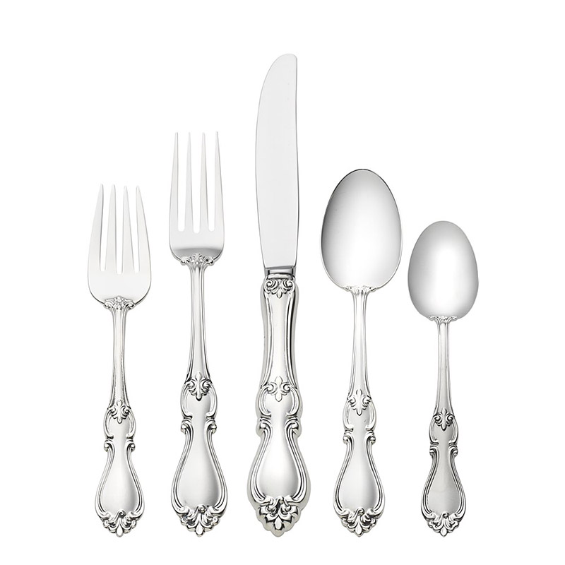 Towle Queen Elizabeth Sterling Place Setting