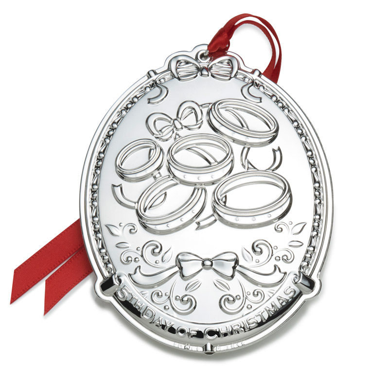 12 days of christmas ornament 2016 towle christmas
