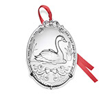 2018 Towle Twelve Days of Christmas Silver Ornament