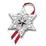 2013 Towle Annual Star Sterling Silver Ornament