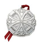 2013 Towle Annual Celtic Sterling Silver Christmas Ornament