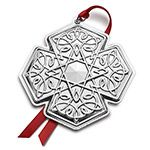 2015 Towle Annual Celtic Sterling Silver Christmas Decoration