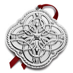 2016 Towle Annual Celtic Sterling Silver Christmas Decoration