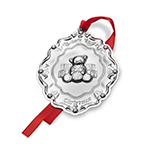 Towle Baby's First Christmas Sterling Silver Ornament