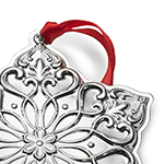 Old Master Snowflake Decoration | Towle Christmas Ornaments | 2017 Old Master Snowflake