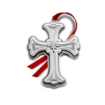 Towle Christmas Ornament 2019 Annual Cross Sterling Silver Decoration
