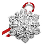 Old Master Snowflake Decoration | Towle Christmas Ornaments | 2019 Old Master Snowflake