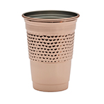 Copper Cup, Stackable Party Cup