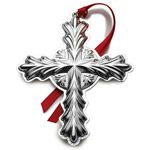 2014 Tuttle Cross Sterling Silver Christmas Ornament