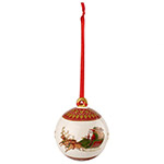 2018 Villeroy & Boch Christmas Ornament