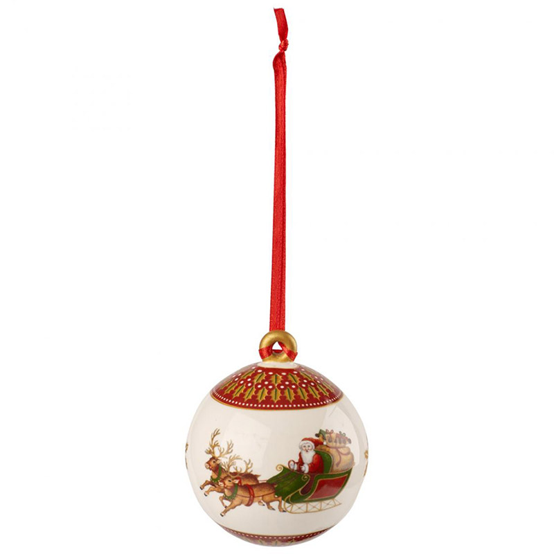 2018 Ball | Villeroy and Boch Christmas Tree Decoration | Christmas Ball
