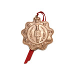 2019 Wallace Copper Classic Series Vintage Toys Christmas Ornament