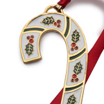 Candy Cane Christmas Tree Decoration | Wallace Ornaments | 2017 Candy Cane