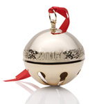 Wallace Silversmiths Christmas Ornaments