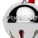 Wallace Sleigh Bell 2016 Christmas Tree Decoration | Wallace Christmas Ornaments | 2016 Sleigh Bell