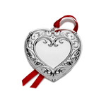 2019 Wallace Silver Plated Engravable Decoration