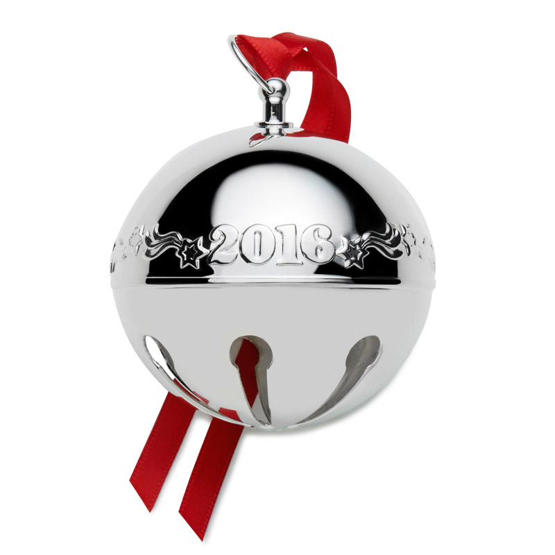 Wallace sterling silver christmas sleigh bell