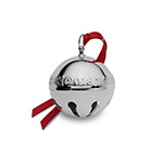 2018 Wallace Sterling Silver Sleigh Bell Christmas Ornament