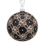 Waterford Christmas Balls Lace