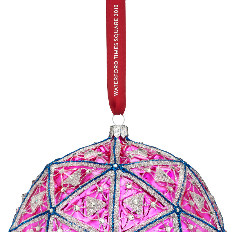 Waterford Crystal Times Square Masterpiece Ball Ornament 2018 ...