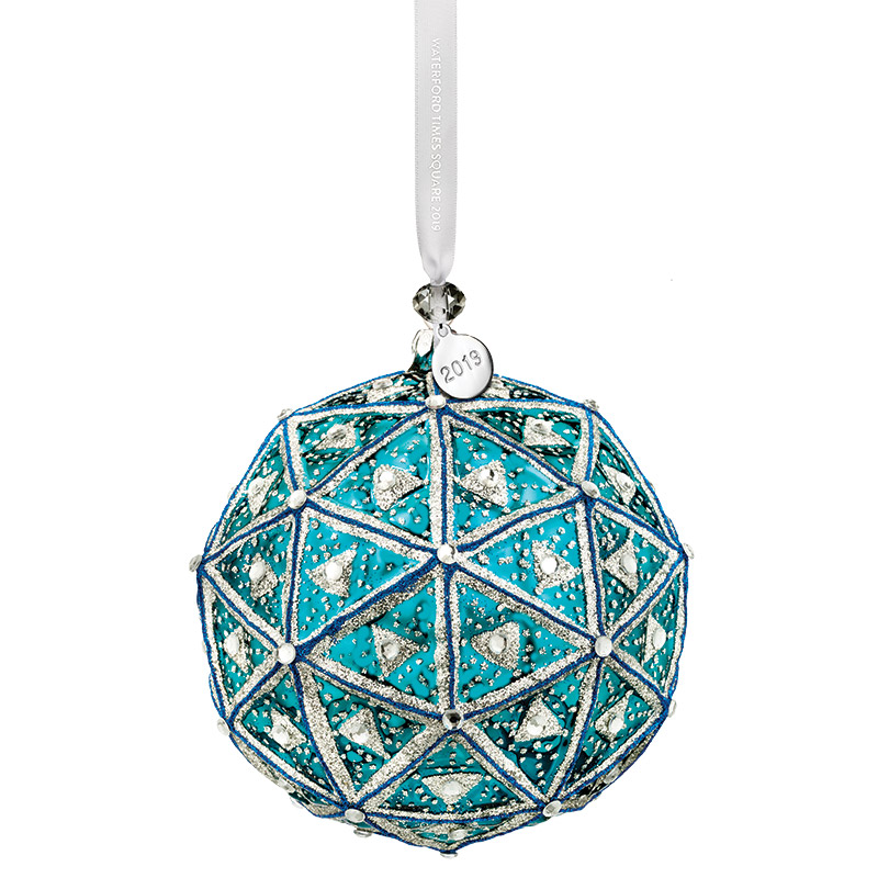 Waterford Crystal Times Square Masterpiece Ball Ornament ...