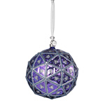 Waterford Times Square Masterpiece Ball, New Year's 2019 Ornament | Waterford Christmas Ornament | Times Square Masterpiece Ball