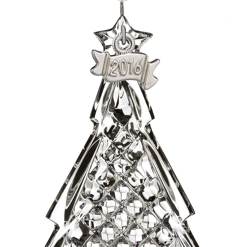 Waterford Crystal Christmas Tree Ornament 2016 | Christmas Ornament