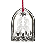 Waterford Crystal Lismore Four Calling Birds  Ornament | Waterford Crystal Christmas Ornament | 12 Days of Christmas