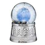 2017 Waterford Times Square Ball Gift of Kindness Crystal Christmas Ornament