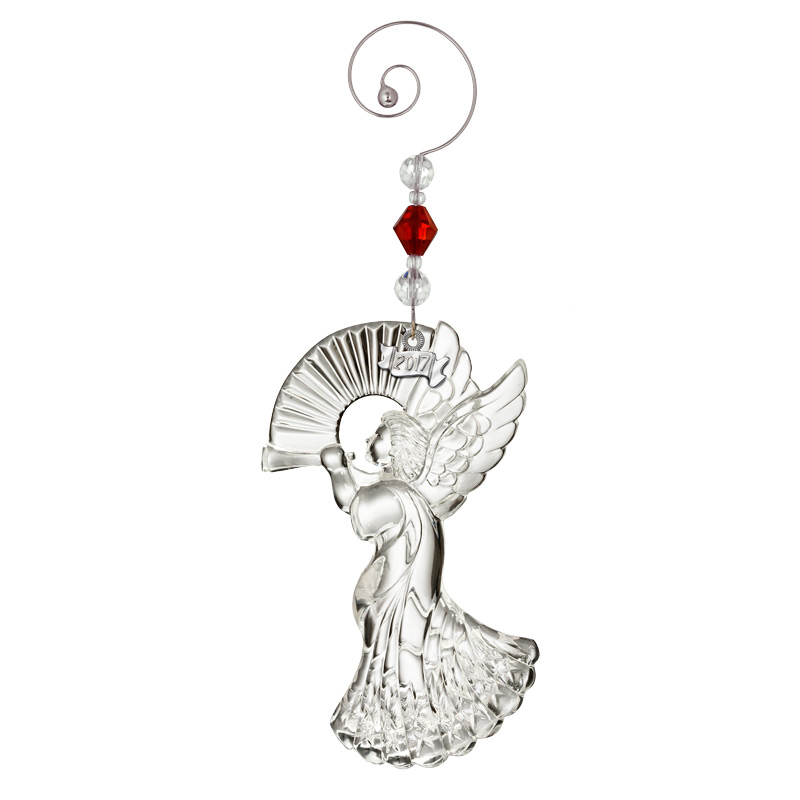 Waterford Crystal Angel Ornament 2017 | Silver Superstore